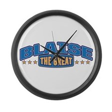 The Great Blaise Large Wall Clock