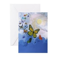 Cool Messages Greeting Cards (Pk of 10)