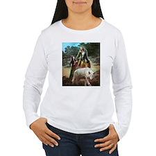 Cool Fantasy wolf T-Shirt