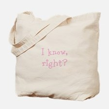 Cute Right Tote Bag
