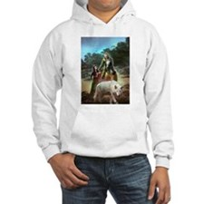 The White Wolf Propphecy Lovers Hoodie
