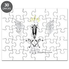 Screaming Cockatoo Puzzle