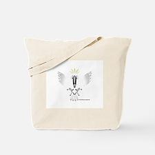 Screaming Cockatoo Tote Bag