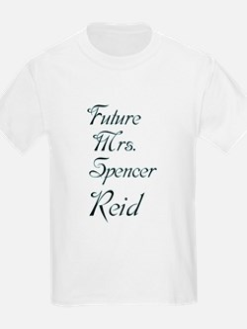 Future Mrs. Spencer Reid 1 T-Shirt