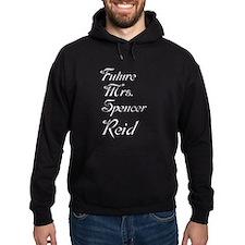 Future Mrs. Spencer Reid 1 Hoodie