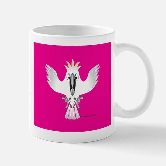 Screaming Parrot Mug