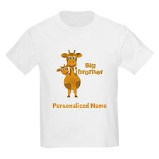 Big Brother Giraffe T-Shirt