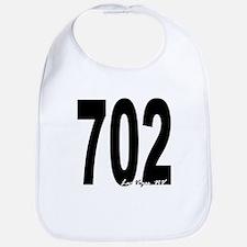 702 Las Vegas Area Code Bib