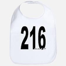 216 Cleveland Area Code Bib