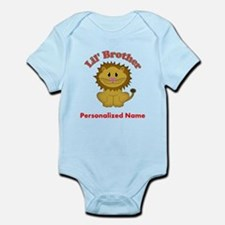 Little Brother Lion Infant Bodysuit