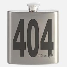 404 Atlanta Area Code Flask