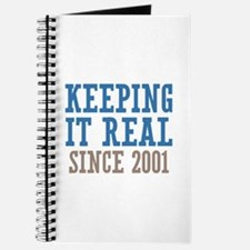 Keeping It Real Since 2001 Journal
