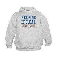 Keeping It Real Since 2000 Hoodie