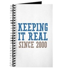 Keeping It Real Since 2000 Journal