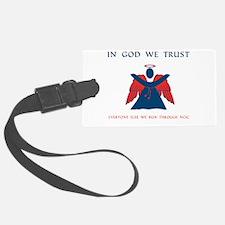 CASA Angel Trust Luggage Tag