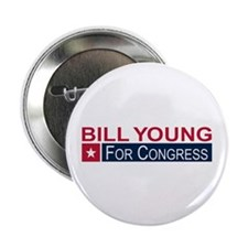 """Elect Bill Young 2.25"""" Button (100 pack)"""