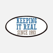 Keeping It Real Since 1993 Patches