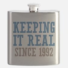 Keeping It Real Since 1992 Flask