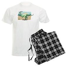Parasaurolophus Pajamas