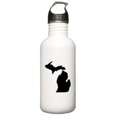State of Michigan Water Bottle