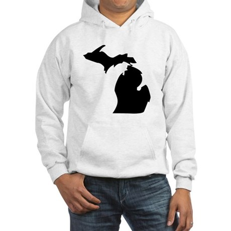 State of Michigan Hoodie