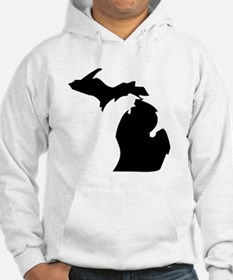 State of Michigan Hoodie
