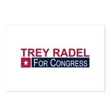 Elect Trey Radel Postcards (Package of 8)