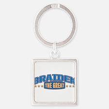 The Great Braiden Keychains
