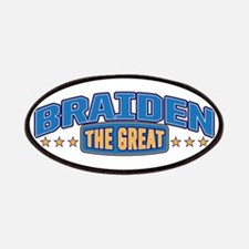 The Great Braiden Patches