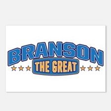The Great Branson Postcards (Package of 8)
