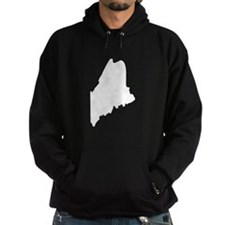 State of Maine Hoodie