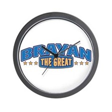 The Great Brayan Wall Clock