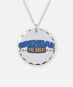 The Great Brendan Necklace