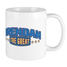 The Great Brendan Small Mug