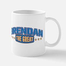 The Great Brendan Small Mugs