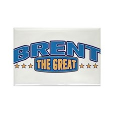 The Great Brent Rectangle Magnet