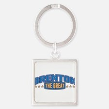The Great Brenton Keychains