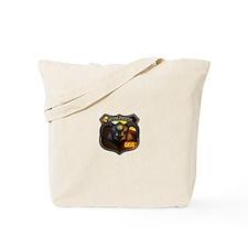 bullhead colour Tote Bag