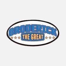 The Great Broderick Patches