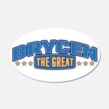 The Great Brycen Wall Decal