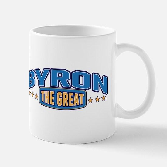 The Great Byron Mug