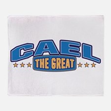 The Great Cael Throw Blanket