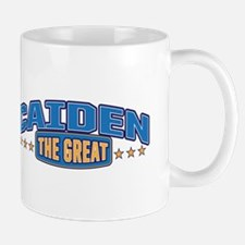 The Great Caiden Mug