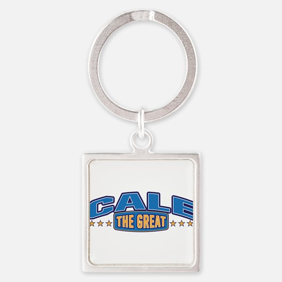The Great Cale Keychains