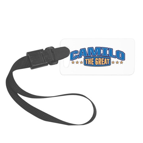 The Great Camilo Luggage Tag