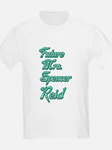 Future Mrs. Spencer Reid 6 T-Shirt