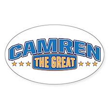 The Great Camren Decal