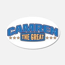 The Great Camren Wall Decal