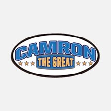 The Great Camron Patches