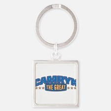 The Great Camryn Keychains